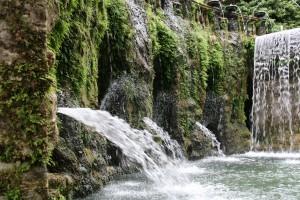噴水庭園1
